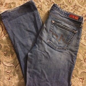 AG Adriano Goldschmied The Club 31R Jeans